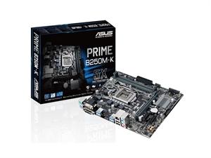 Asus Prime B250M-K Intel Motherboard