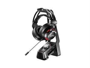 ADATA XPG EMIX H30 Virtual 7.1 Gaming Headset and XPG SOLOX F30 Amplifier