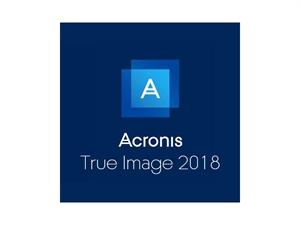 AcronisTrueImage2018License Sticker - 1Computer