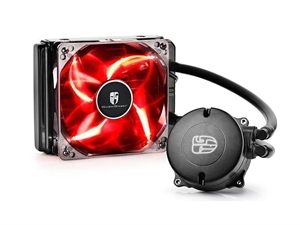 Deepcool Maelstrom 120T Gamer Storm AIO Liquid CPU Cooler Inc AM4
