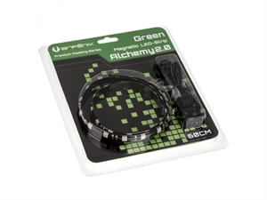 BitFenix Alchemy 2.0 60cm GREEN Magnetic LED Strip