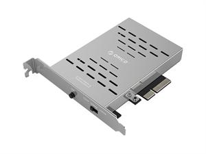 ORICO PCle M.2 SSD RAID Card