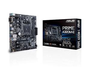 ASUS Prime A320M-E AM4 Micro ATX  Motherboard