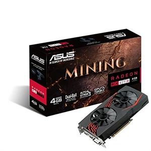 Asus Mining RX 470 4GB Graphics Card