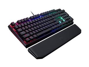 Cooler Master Masterkeys MK750 RGB Backlighting Cherry MX Keyboard - Red Switch