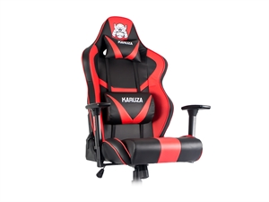 Karuza YX-802 Gaming Chair - Black/Red