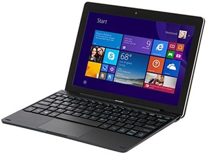 "NextBook Flexx 11A 11.6"" IPS Touch Intel Atom Quad Core Laptop - Black"