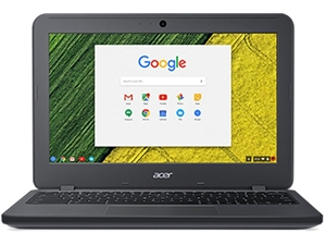 Acer Chromebook 11.6'' HD Intel Celeron Laptop