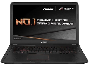 "ASUS ZX553VD-FY683T 15.6"" FHD Intel Core i7 Laptop - Black"