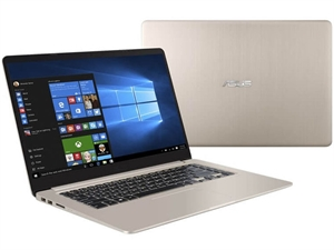 Asus Vivobook Slim K510UQ 15.6'' FHD 8G Intel Core i7 Laptop - Gold