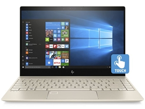 "HP Envy 13-AD039TU (2FL18PA) 13.3"" FHD TOUCH Intel Core i5 Laptop - Silk Gold"