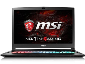 "MSI GS73 Stealth Pro 7RE-011AU 17.3"" FHD Intel Core i7 Gaming Laptop"