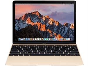 "Apple MacBook 12"" Intel Core m5 1.2GHz - Gold"