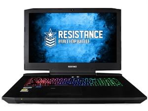 "Resistance VR Fury 17.3"" 4K Intel Core i7-7700K Gaming Laptop"