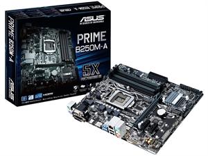 Asus Prime B250M-A Intel Motherboard