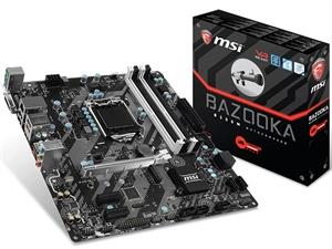 MSI B250M Bazooka Intel Motherboard