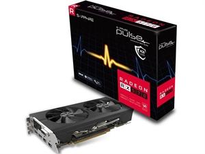 Sapphire AMD Pulse RX 570 4GB OC Graphics Card