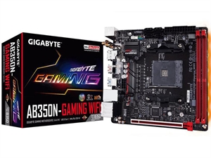 Gigabyte GA-AB350N-Gaming WiFi AM4 Mini ITX Motherboard