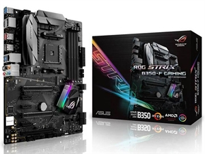ASUS ROG Strix B350-F AM4 Gaming Motherboard