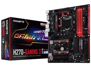 Gigabyte H270 Gaming 3 Intel Motherboard