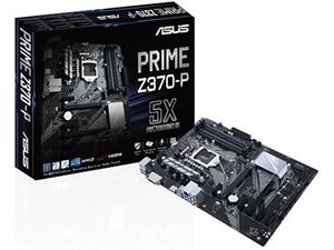 ASUS Prime Z370 Plus LGA 1151 Motherboard