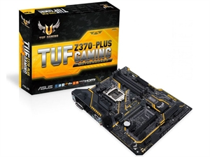 ASUS TUF Z370 Plus Gaming LGA 1151 Motherboard