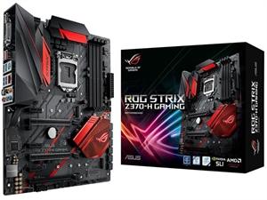 ASUS ROG Strix Z370-H LGA1151 Gaming Motherboard