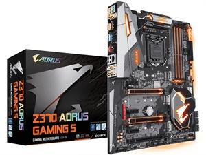 Gigabyte Z370 AORUS Gaming 5 LGA 1151 Motherboard