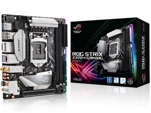 Asus ROG Strix Z370-I Gaming ITX Motherboard