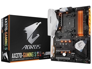 Gigabyte AX370 Gaming 5 AM4 ATX Motherboard