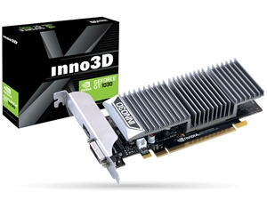 Inno3D GeForce GT 1030 Silent 2GB Graphics Card