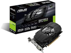 ASUS GTX 1050 Phoenix 2GB Graphics Card