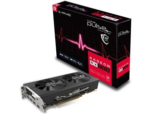 Sapphire AMD Pulse RX580 4GB Gaming Graphics Card