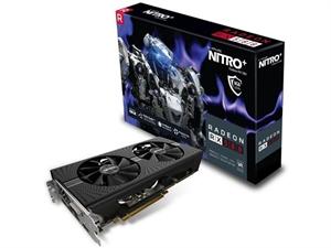 Sapphire AMD NITRO+ RX 580 8GB Extreme Gaming Graphics Card