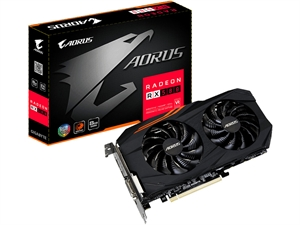 Gigabyte RX 580 Aorus 8GB Graphics Card