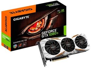 Gigabyte GeForce GTX 1080 Ti OC 11GB Gaming Graphics Card