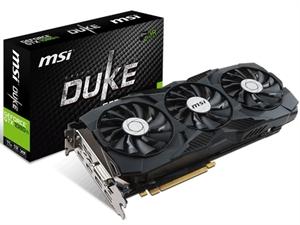MSI GeForce GTX 1080Ti DUKE 11GB OC Graphics Card