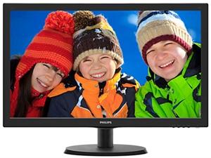 """Philips 223V5LHSB2 21.5"""" VGA HDMI Monitor"""
