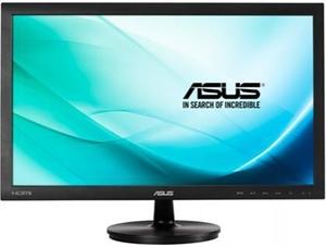 """ASUS VS247HV 23.6"""" Eyecare SPK Splendid QuickFit Monitor"""