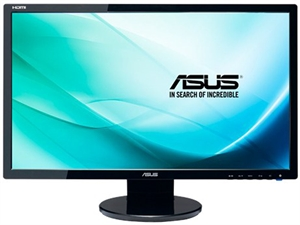 "ASUS VE248HR 24"" 1ms Eyecare SPK HDMI Splendid Monitor"