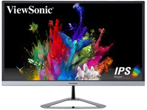 "Viewsonic VX2476-SMHD 23.6"" FHD IPS-LED Monitor"