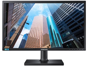 "Samsung LS24E65KBWV 24"" 1920x1200 Wide LED PLS Monitor"
