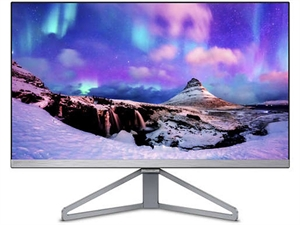 "Philips 325C7QJSB 32"" IPS Slim Monitor with Ultra Wide-Color"