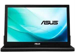 Asus MB169B+ 15.6'' Full HD Portable USB-Powered Monitor