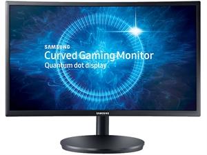 """Samsung G70 LC24FG70FQEXXY 23.5"""" Full HD 144Hz FreeSync Curved Monitor"""