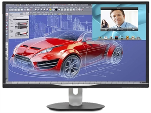 "Philips BDM3270QP2 32"" WQHD 2560x1440 LED Monitor"