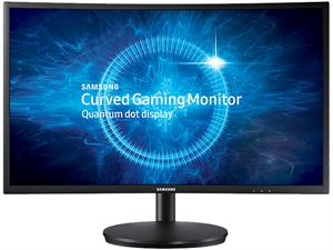 """Samsung G70 LC27FG70FQEXXY 27"""" Full HD 144Hz FreeSync Curved Monitor"""