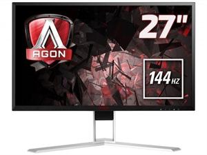 """AOC AGON AG271QX 27"""" 2560X1440 144HZ 1MS FreesSync Monitor"""