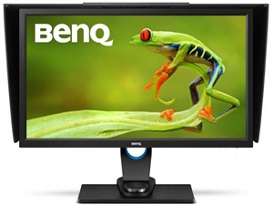 """BenQ SW2700PT 27"""" RGB Colour Management Monitor"""