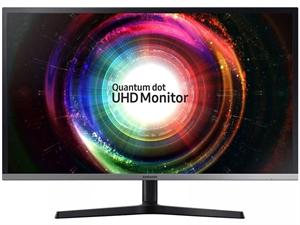 """Samsung U32H850 31.5"""" 4K UHD Quantum Dot FreeSync LED Monitor"""